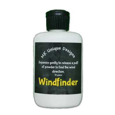 Windfinder Wind Checker Powder 28g Bottle Odorless