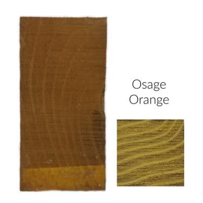 Osage Orange Wood Blanks Duck or Goose Calls