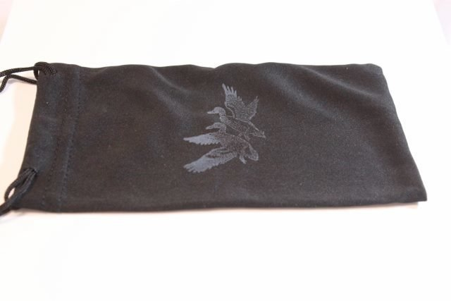 Duck Call Microfiber Call Bags (Black)