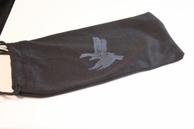 Goose Call Microfiber Call Bags (Black)