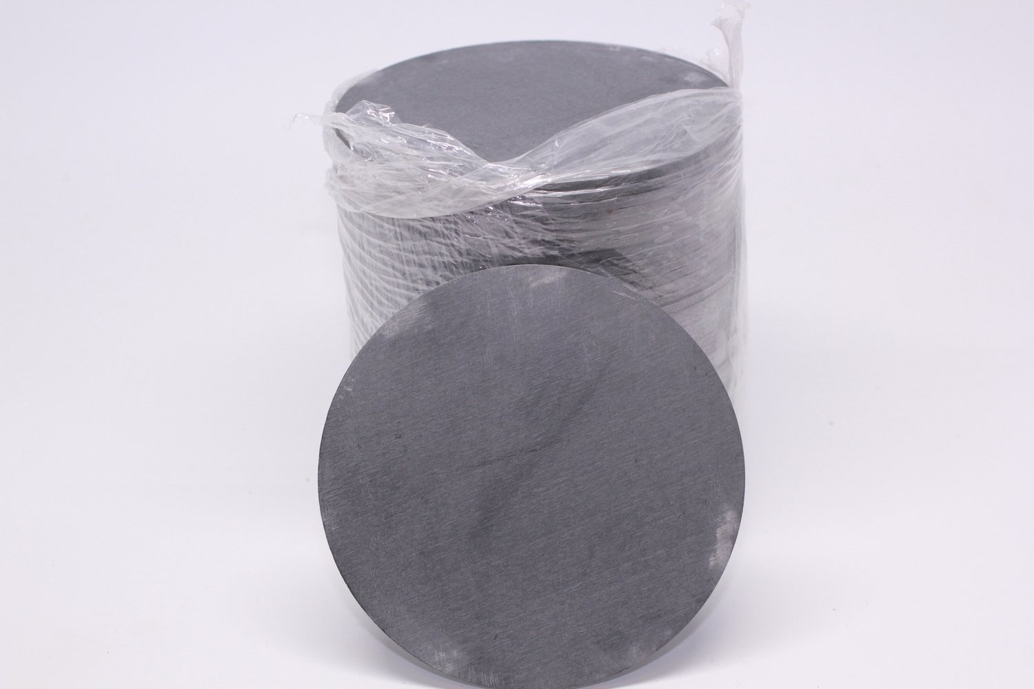 "50 Pieces- 3"" Slate Pre-cut Disc for Building Your Own Friction Turkey Calls"