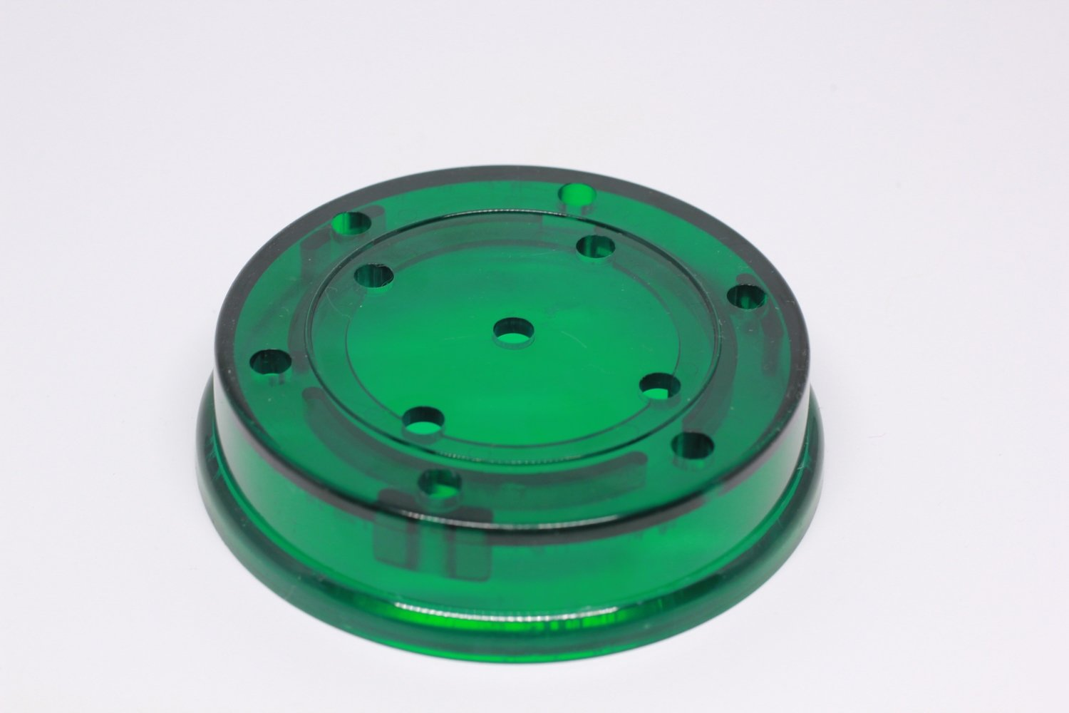 "Turkey Call Pot Green 3.63"" Slate or Glass 3"" sound Board"