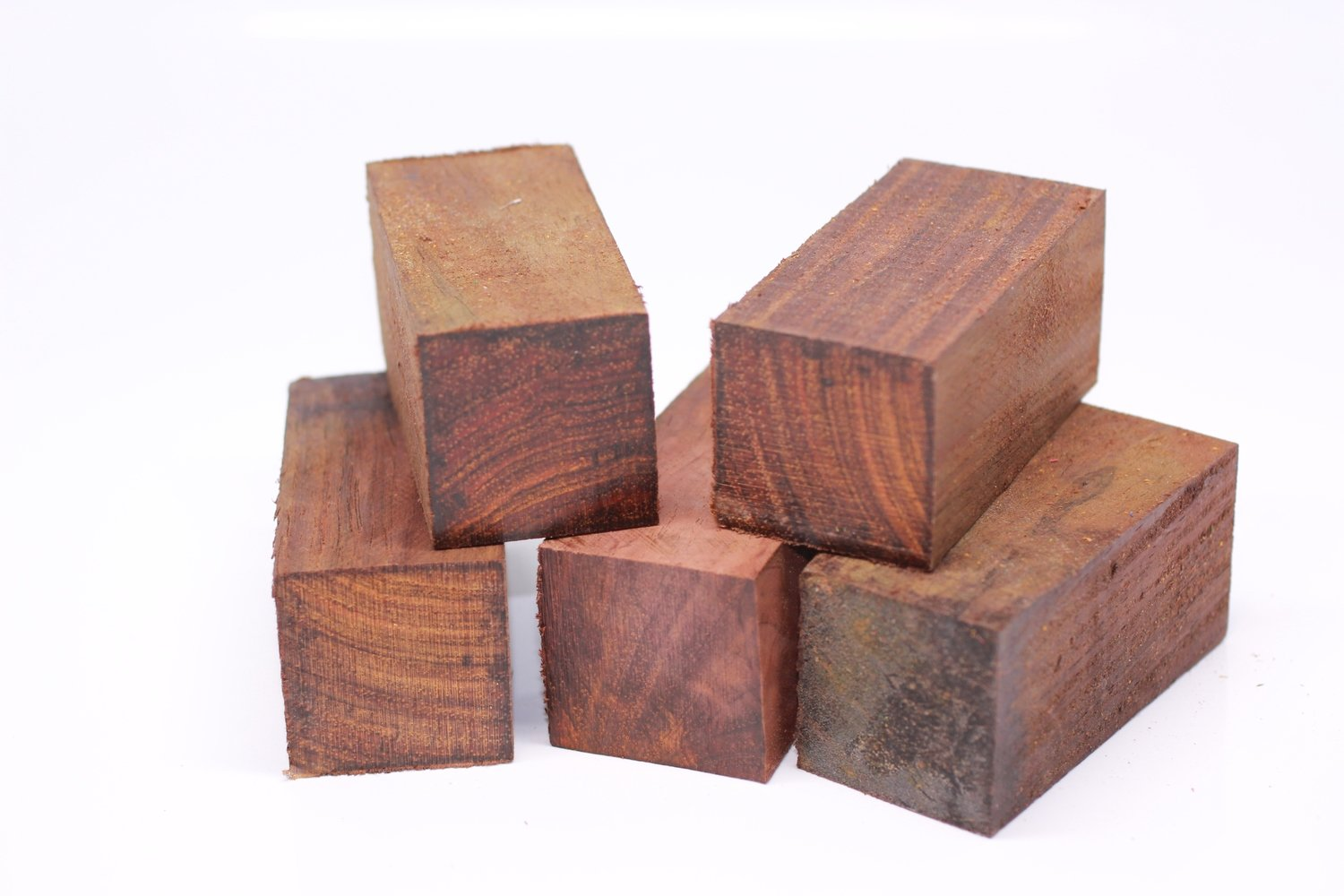Call Blanks Cocobolo Barrel Blanks (5 Pack)