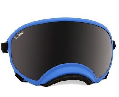 Large Rex Specs Dog Goggle (Apollo Blue Frame)