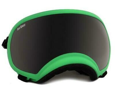 X-Large Rex Specs Dog Goggle (Echo Green Frame)