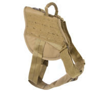CK-9 Tactical Sentinel Tracking Harness