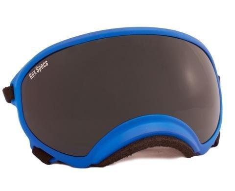 X-Large Rex Specs Dog Goggle (Apollo Blue Frame)