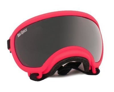 X-Small Rex Specs Dog Goggle (Pippa Pink Frame)