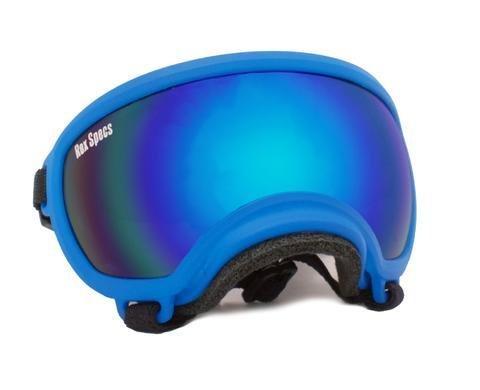 X-Small Rex Specs Dog Goggle (Apollo Blue Frame)