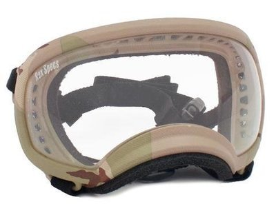 Medium Rex Specs Dog Goggle (Multi Cam Frame)