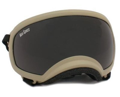 Large Rex Specs Dog Goggle (Coyote Frame)