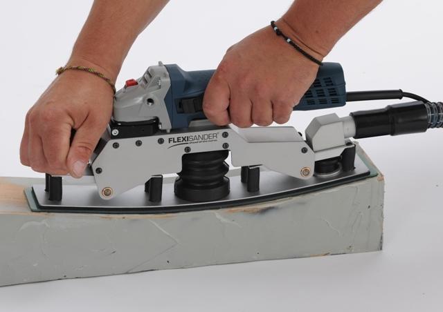 Lijadora Electrica Flexible y Orbital FS 42070 E