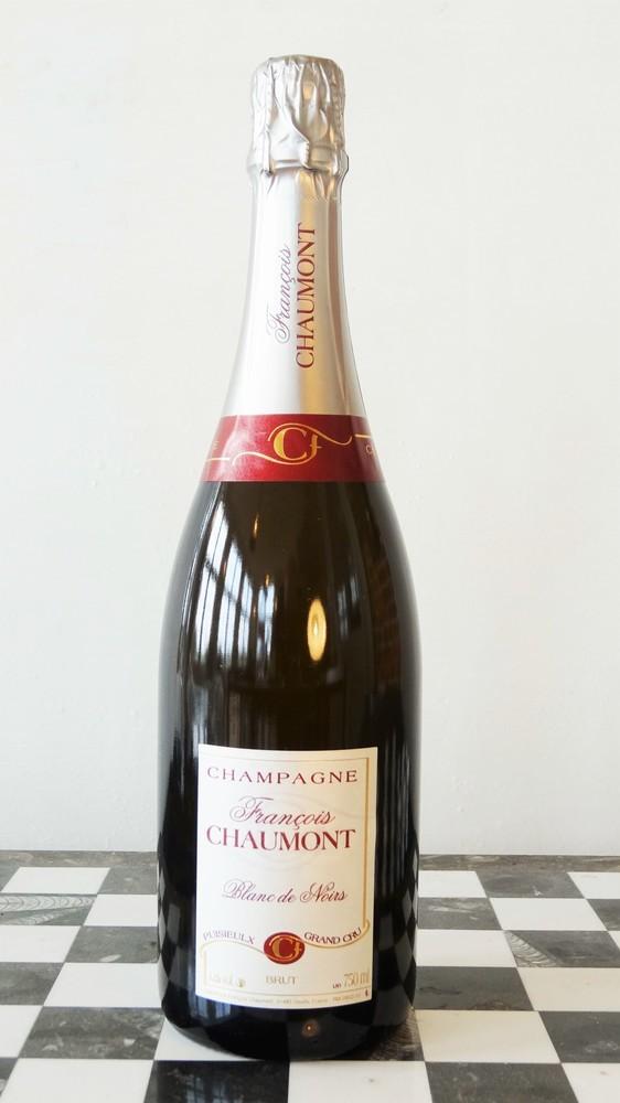 Francois Chaumont Brut Blanc de Noirs Case