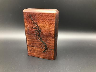 Junior Fractal Spanish Cedar