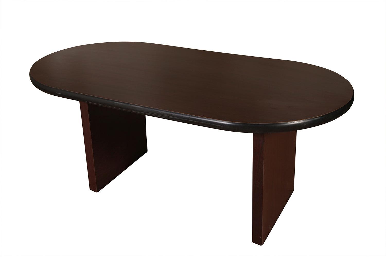 Mahogany 8' Conference Table 5220