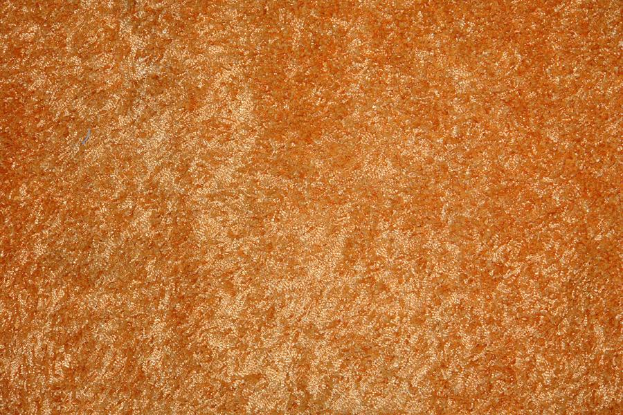 Rug - Orange Shag 6512