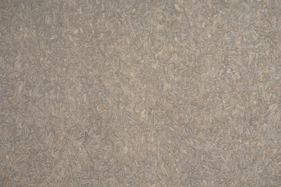 Rug - Silver Shag 6517