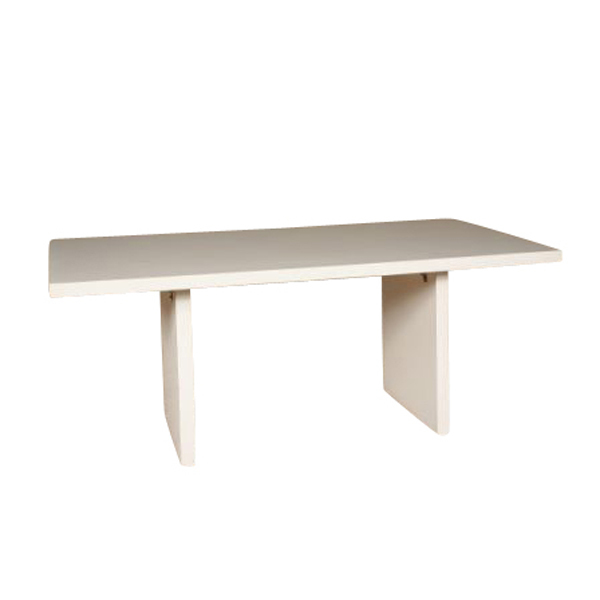 White 8'  Conference Table 5234