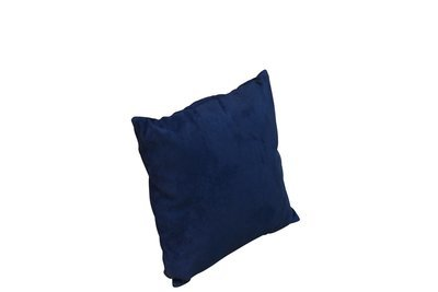 Pillow - Royal Blue Suede