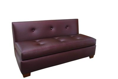 Amethyst Metallic Sofa