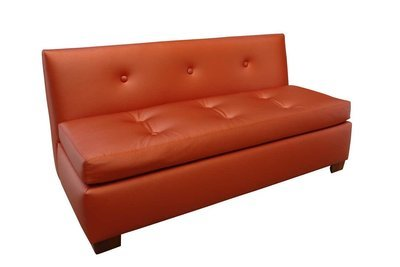 Mandarin Metallic Sofa