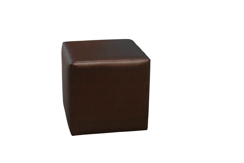Bronze Cube Ottoman 1207