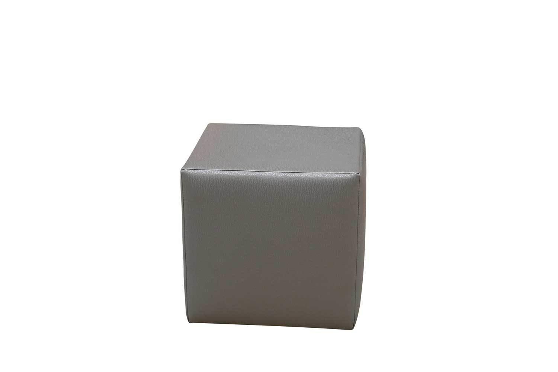 Platinum Cube Ottoman 1208