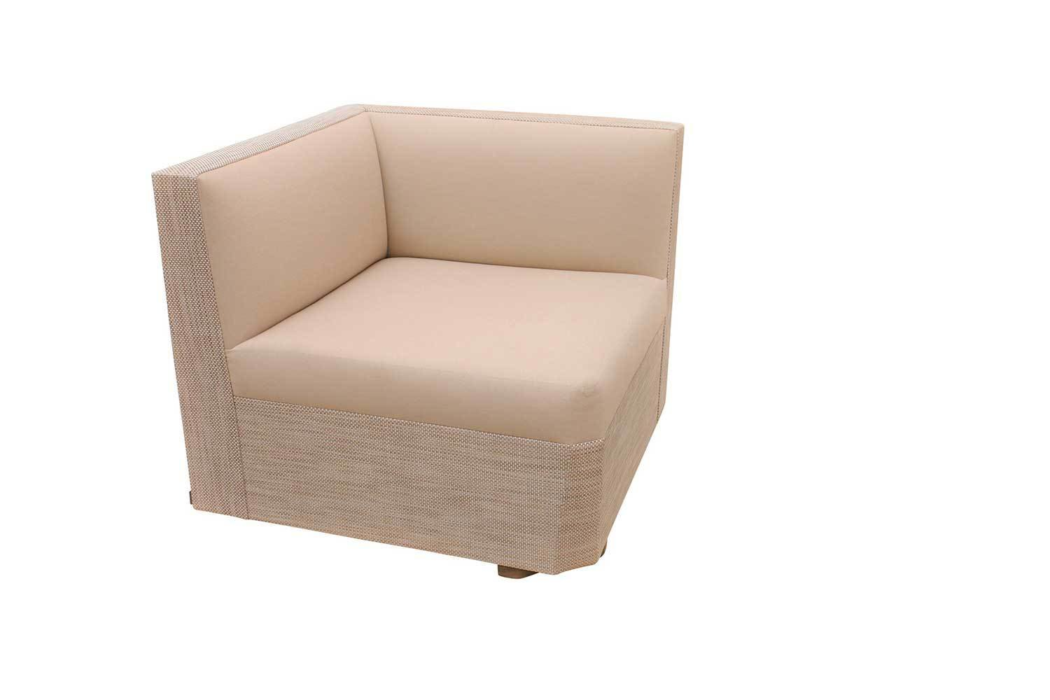 Oyster Corner Chair 1219