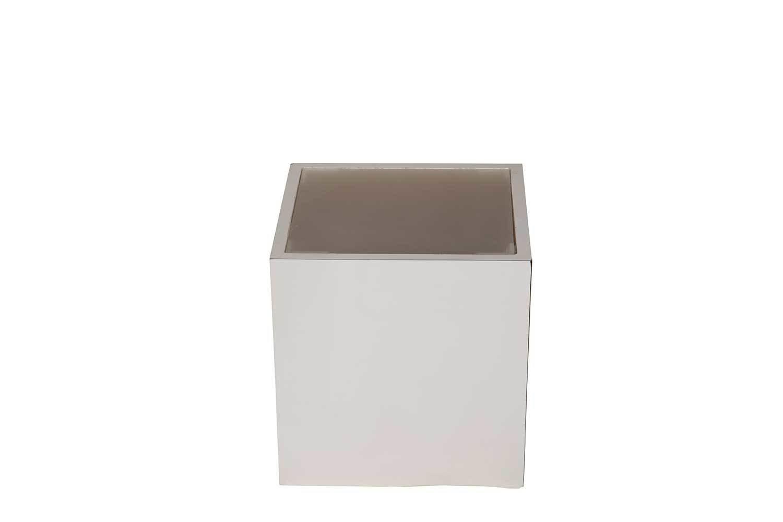 16x16x18 White Cube