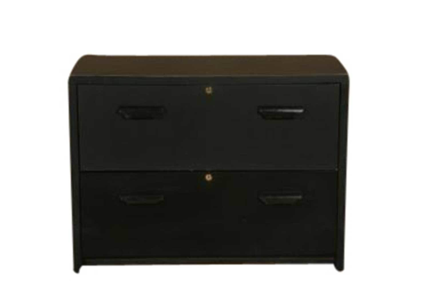 Black Lateral File 5018