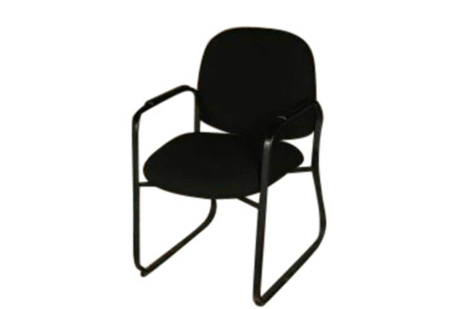 Black Side Chair 5132
