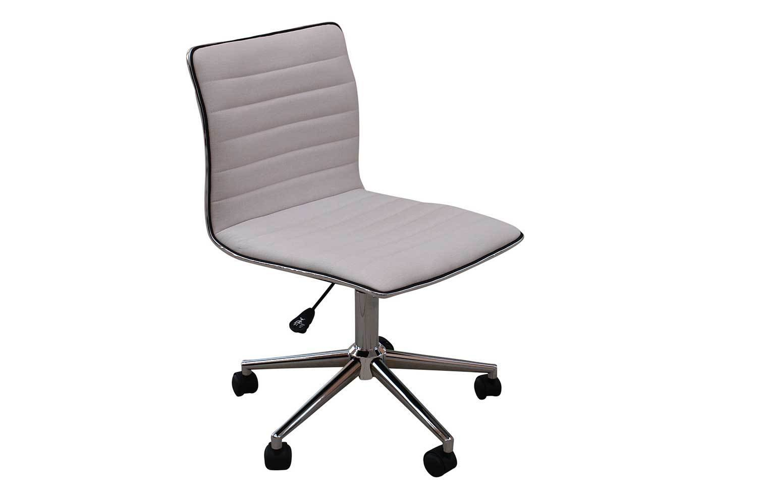 White Midback Chair 5139
