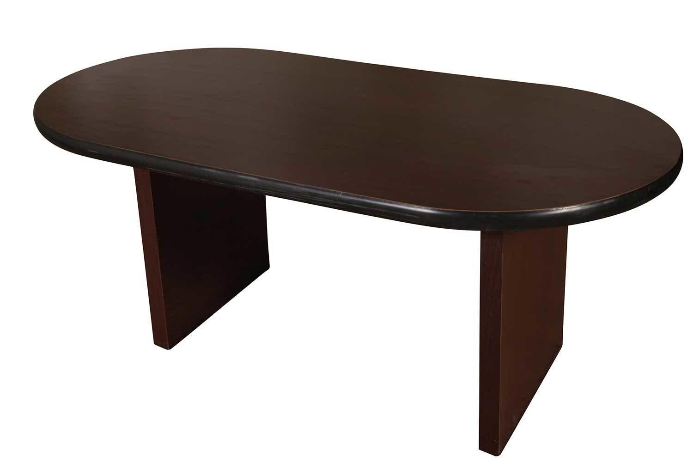 Mahogany 6' Conference Table