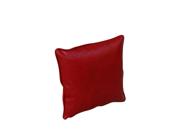 Pillow-Red Snakeskin 6409