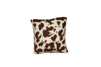 Pillow-Cow Print