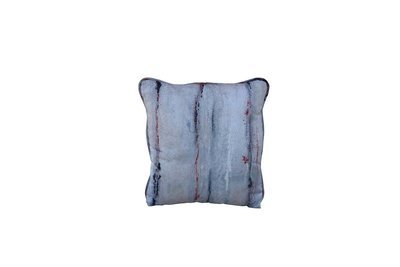 Pillow-Spattered Paint