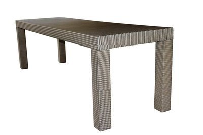 Large Parsons Dining Table
