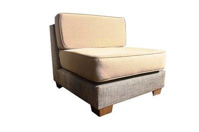 Rattan Modular Chair