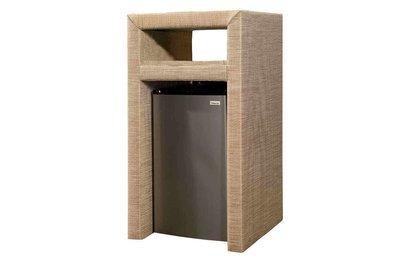 Refrigerator Cabinet With Shelf