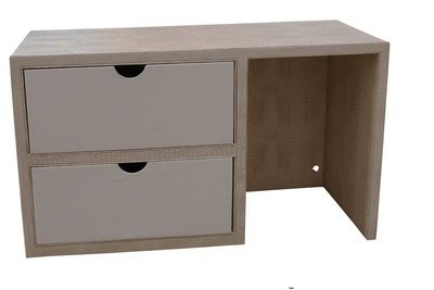 Tall Credenza With Drawers
