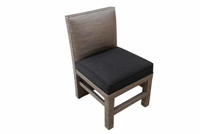 Solid Back Chair