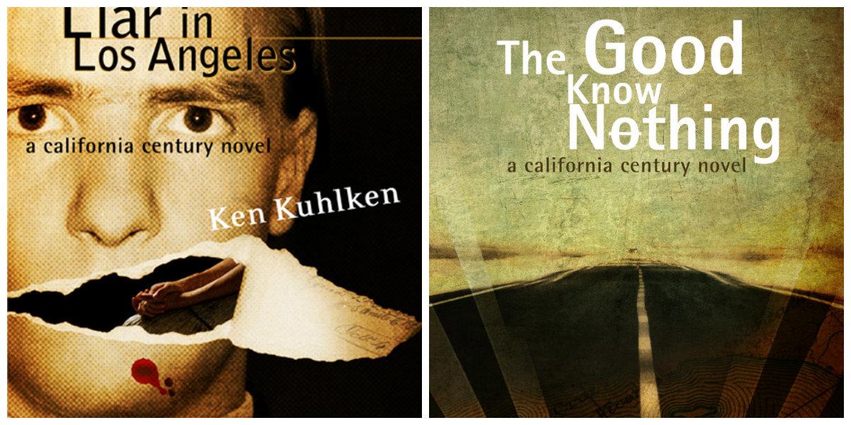 Tom Hickey's California Crimes,  books 1 & 2 91515