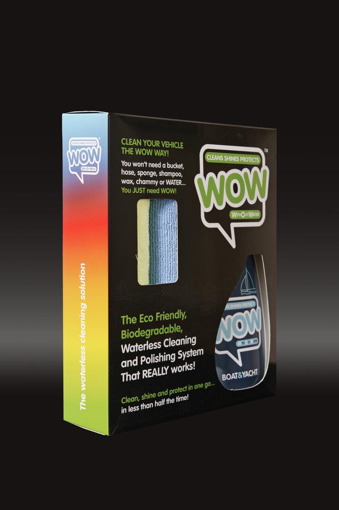 WOW™ 500ml Boat & Yacht Box Kit