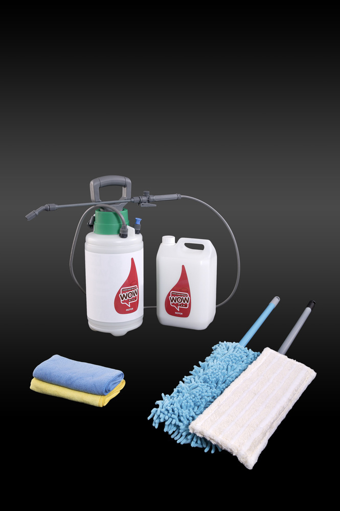 WOW™ 5 Litre Motor Spray Kit