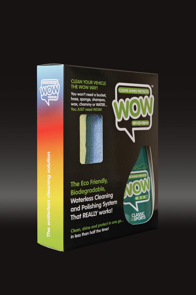 WOW™ 500ml Classic & Sport Box Kit