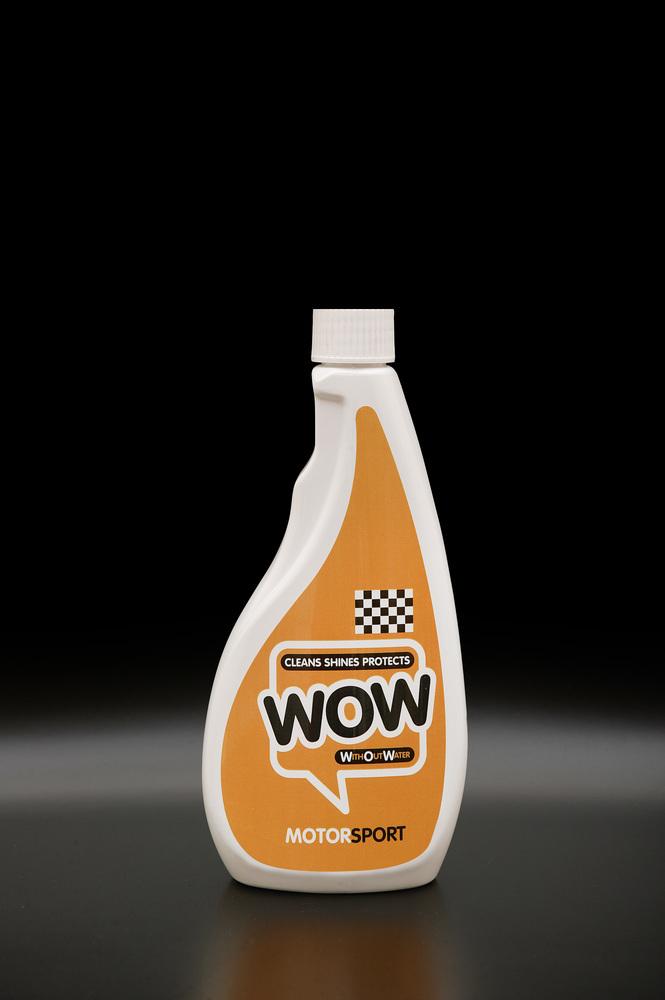WOW™ 500ml Motorsport Refill