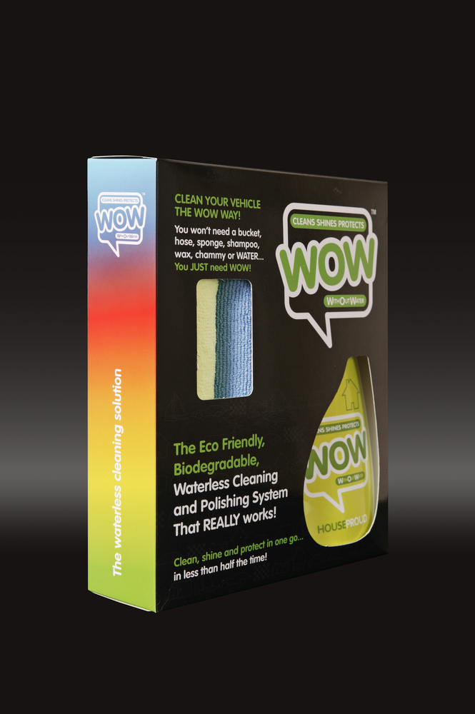WOW™ 500ml House Proud Box Kit