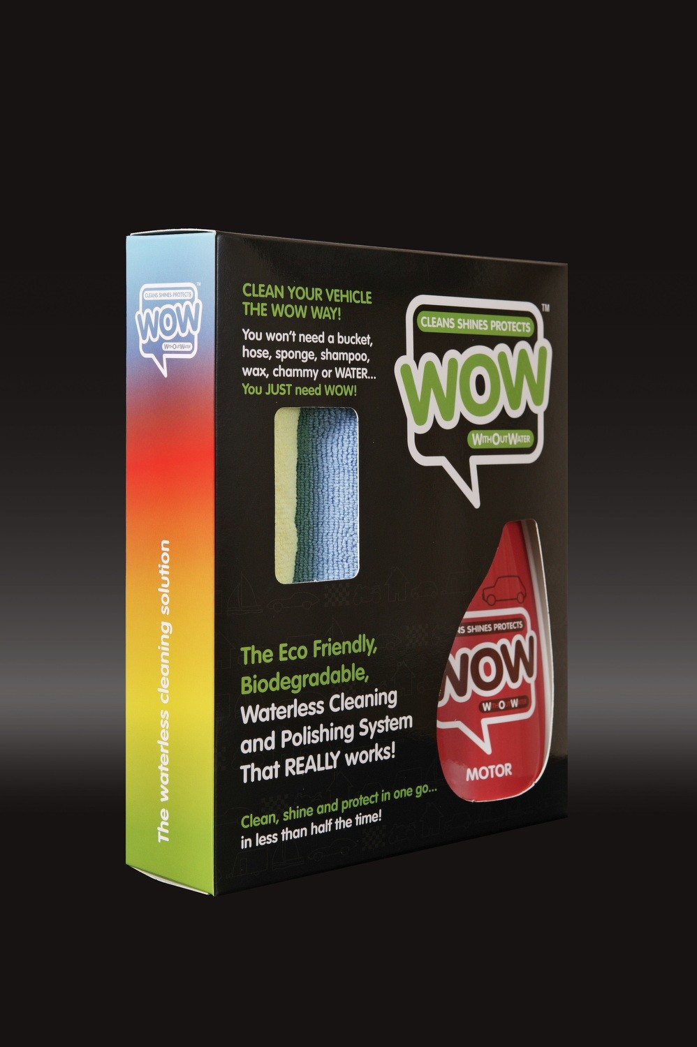 WOW™ 500ml Motor Box Kit
