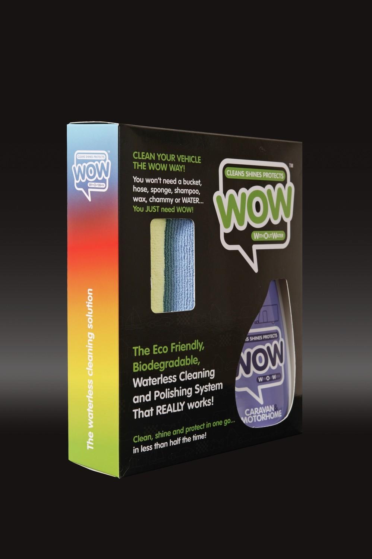 WOW™ 500ml Caravan & Motorhome Box Kit