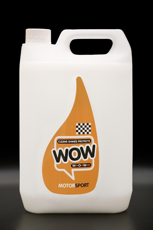 WOW™ 5 Litre Motorsport Refill